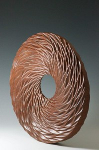 Jarrah Sculptural piece